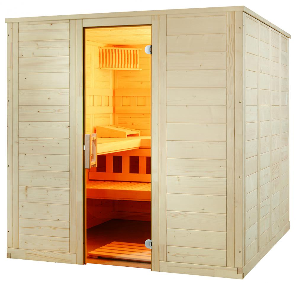 Sauna WELFUN Large
