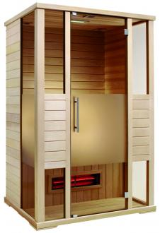 Infrasauna PHONIX medium
